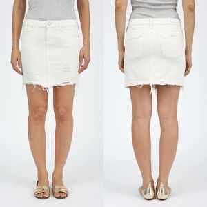 Articles Of Society | Stacy Mini Distressed Skirt